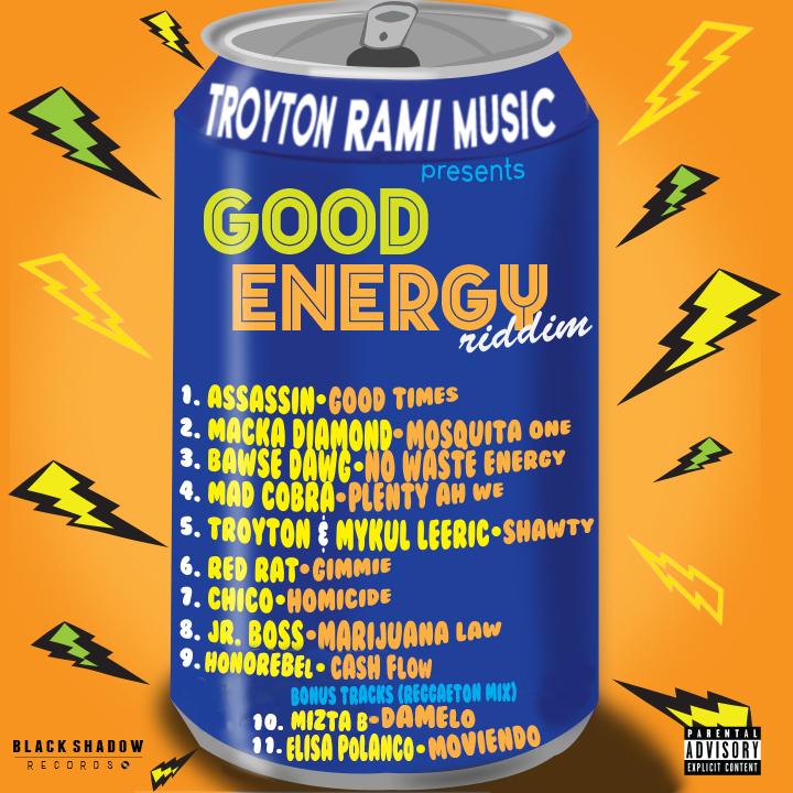 newGOOD ENERGY COVER